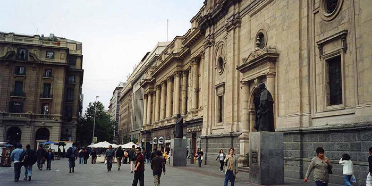 Museo De Arte Sagrado Santiago De Chile # Muebles Mahuida Direccion