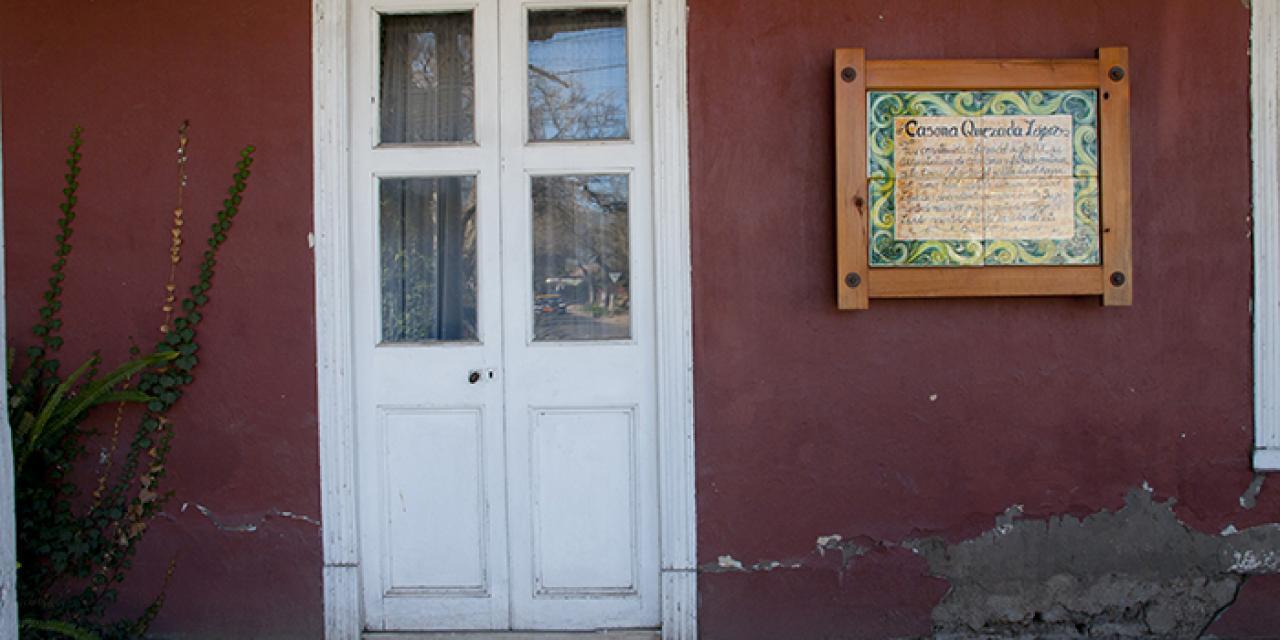 Casona Quezada Santiago De Chile # Muebles Mahuida Direccion